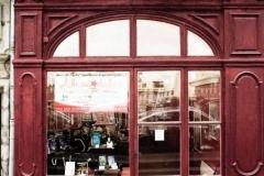 Boutique de magie a Lyon façade