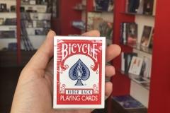 Paquet de carte à Lyon